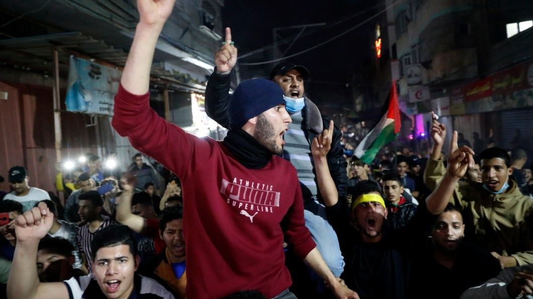 Jerusalem protests